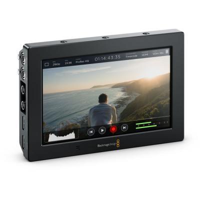 Професионален монитор с 4K вграден рекордер - Blackmagic Video Assist 4K