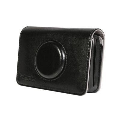 Кожен калъф за Polaroid SNAP черен