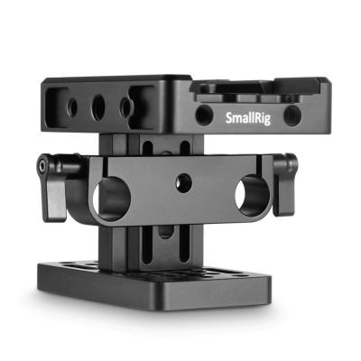 Комплект основа SmallRig (Manfrotto) с релсова основа за тръби