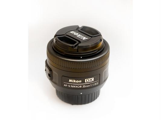 Обектив Nikon AF-S DX Nikkor 35mm f/1.8G