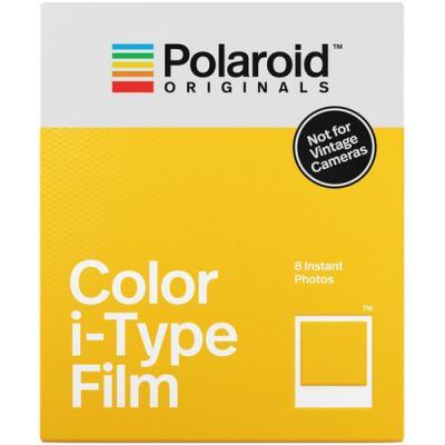 Моментален филм Polaroid i-Type Color (8 листа)