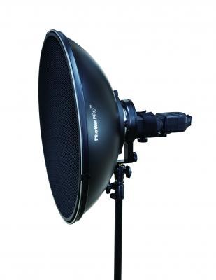 Рефлектор Phottix Pro Beauty Dish MK II с Bowens байонет