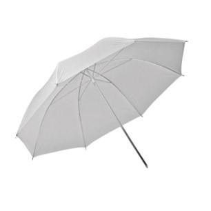 Бял дифузен чадър Phottix 101cm