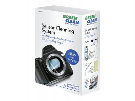 Почистващ комплект Green Clean SC-6000