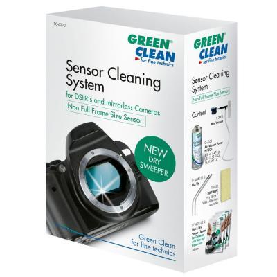 Комплект за почистване на матрици Green Clean SC-6200