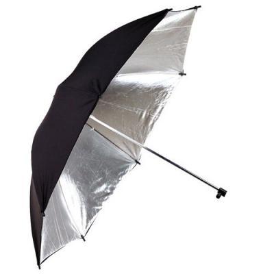 Отражателен чадър Phottix Silver 101cm