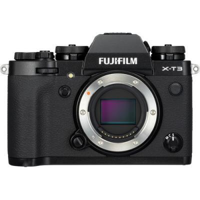 Фотоапарат Fujifilm X-T3 Black тяло + Fujifilm MHG-XT3 Hand Grip