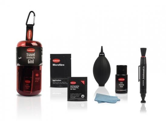 Почистващ комплект Hahnel 6 in 1 Travel Cleaning Kit
