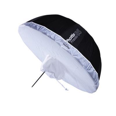 Бял дифузер за чадър Phottix Premio 120cm