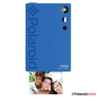 Фотоапарат Polaroid Mint - Син