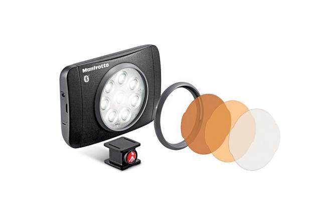 Осветление Manfrotto Lumie Muse 8 LED с Bluetooth управление