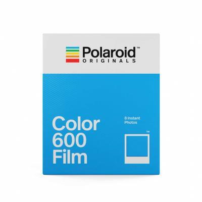 Моментален филм Polaroid 600 Color (8 листа с рамка)