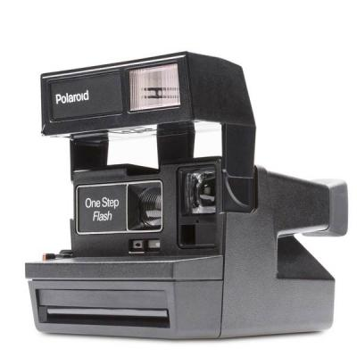 Моментален фотоапарат Polaroid 600 - Square