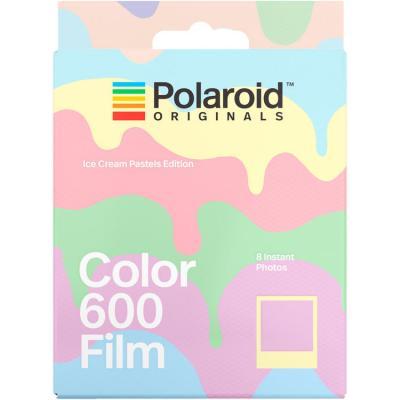 Моментален филм Polaroid 600 Color - Ice Cream Pastels Limited edition