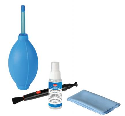 Почистващ комплект Hahnel Cleaning kit (4 in 1)
