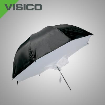 Бял отражателен бокс-чадър Visico UB-010 80 см