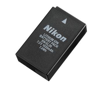Батерия Li-Ion Nikon EN-EL20A