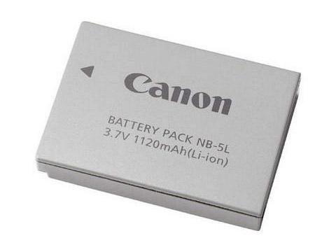 Батерия Li-Ion Canon NB-5L