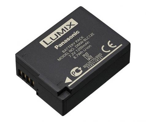 Батерия Li-Ion Panasonic DMW-BLC12