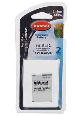 Батерия Hahnel Li-Ion HL-EL12 (заместител на Nikon EN-EL12)