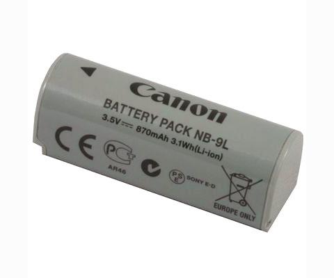 Батерия Li-Ion Canon NB-9L