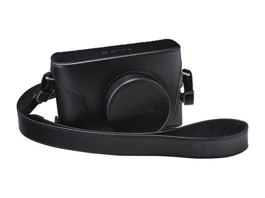 Кожен калъф Fujifilm LC-X100S за X100/100S Black