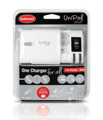 Универсално зарядно устройство Hahnel UniPal Plus