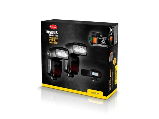 Светкавица Hahnel MODUS 600RT MK II Wireless Pro Kit за Sony