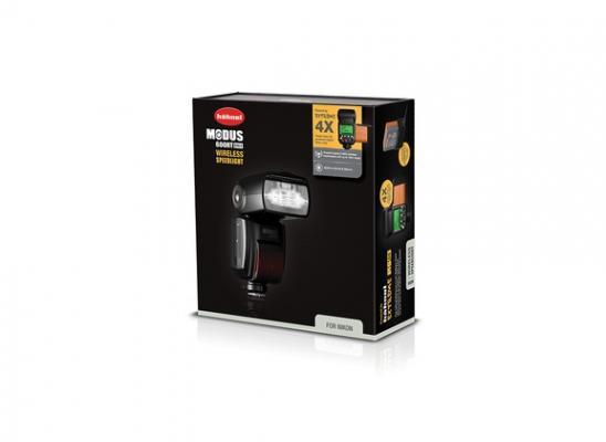 Светкавица Hahnel MODUS 600RT MK II  за Nikon