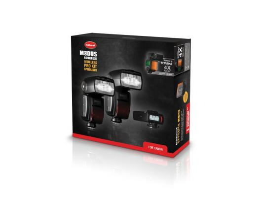 Светкавица Hahnel MODUS 600RT MK II Wireless Pro Kit за Canon