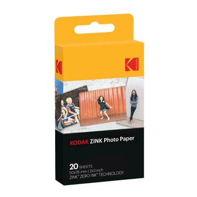 Хартия Kodak ZINK 2x3