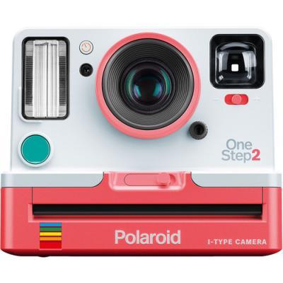 Моментален фотоапарат Polaroid OneStep 2 VF Coral