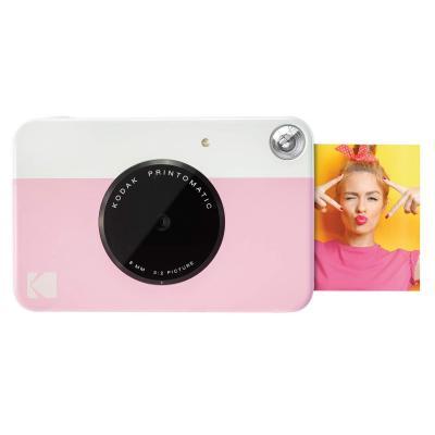 Фотоапарат Kodak Printomatic ZINK - Розов