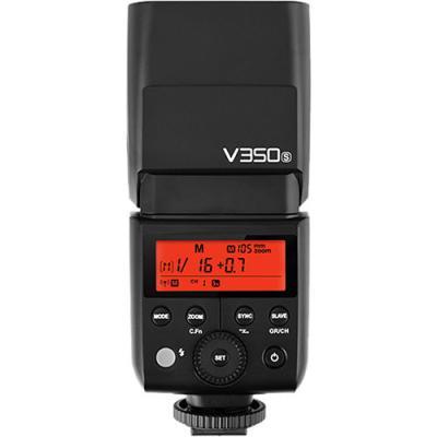 Компактна светкавица GODOX V350 N ( за Nikon iTTL )