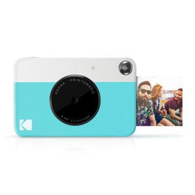 Фотоапарат Kodak Printomatic ZINK - Син
