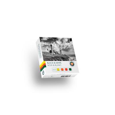 Комплект филтри Cokin за черно-бяла фотография (P Series)