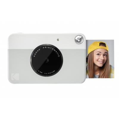 Фотоапарат Kodak Printomatic ZINK - Сив