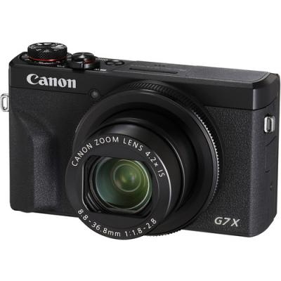 Фотоапарат Canon PowerShot G7X Mark III Black