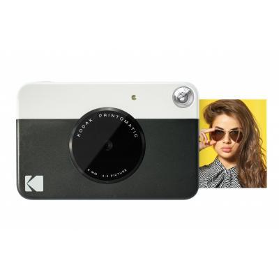 Фотоапарат Kodak Printomatic ZINK - Черен