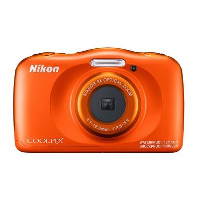 Фотоапарат Nikon Coolpix W150 Orange + Раничка