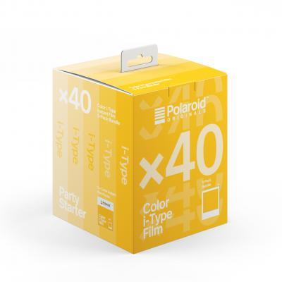 Моментален филм Polaroid i-Type Color x40 Pack (40 листа)