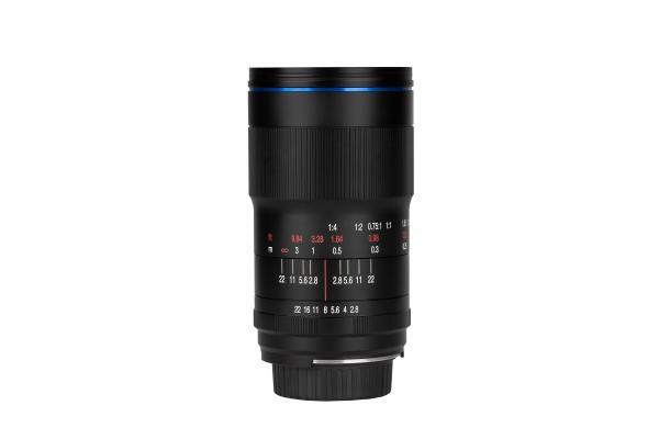 Обектив Laowa 100mm f/2.8 2X Ultra Macro за Nikon F