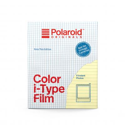 Моментален филм Polaroid i-Type Color Note This Edition (8 снимки)