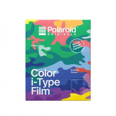 Моментален филм Polaroid i-Type Color Camouflage Edition (8 снимки)