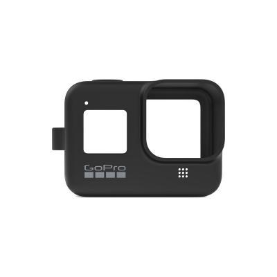 Калъф за GoPro 8 Sleeve + Lanyard (черен)