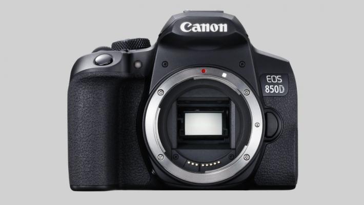Фотоапарат Canon EOS 850D тяло