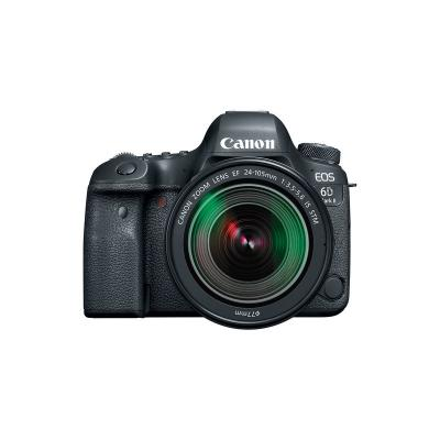 Фотоапарат Canon EOS 6D Mark II тяло + Обектив Canon EF 24-105mm f/3.5-5.6 IS STM