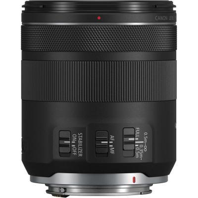 Обектив Canon RF 85mm f/2 Macro IS STM