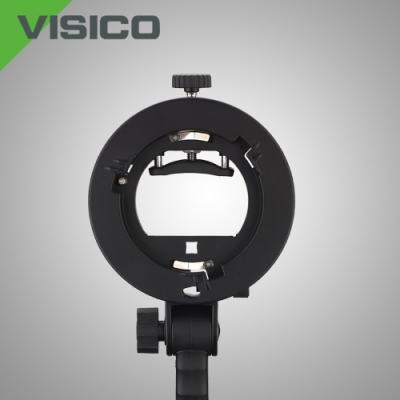 Държач за ръчни светкавици с адаптер Visico bowens holder EB-AD002