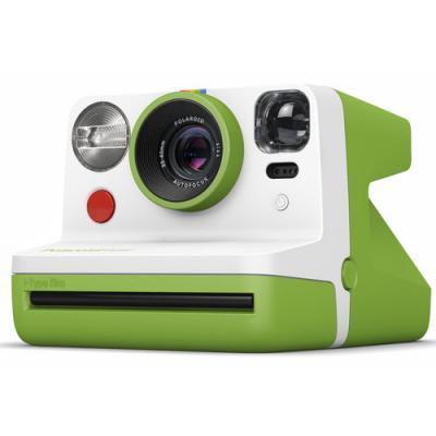 Моментален фотоапарат Polaroid Now Green
